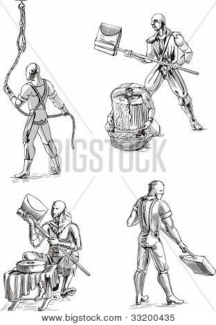 Executioner Sketches