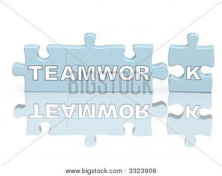 Conceptual Image - Success Of Command Work