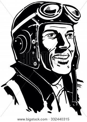 Aviator - Airman, World War Two Fighter Pilot