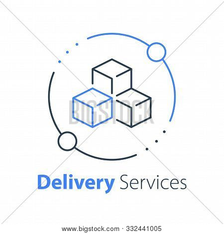 Order Delivery, Cargo Shipment, Wholesale Service, Bulk Transportation Or Logistics, Move And Reloca