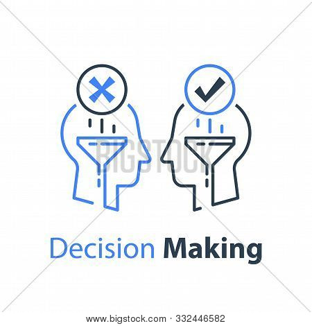 Decision Making, Negotiation Or Persuasion, Common Ground, Opinion Poll Or Sociology, Mindset Or Bia