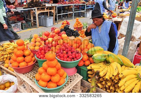 Market In South America