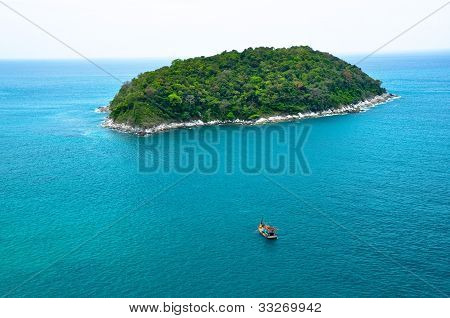 Beautiful island