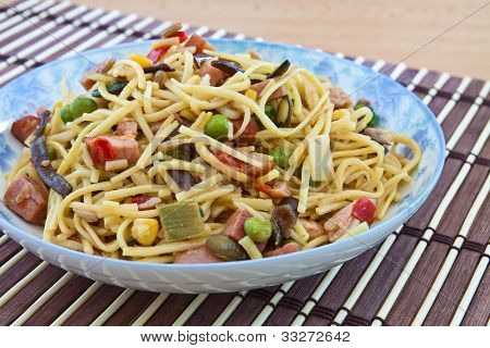 Chinese Yellow Noodles