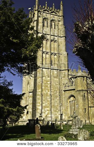 St James Cathedral, Chipping Campden, England
