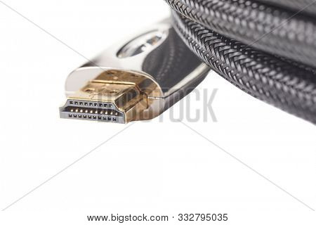 Quality HDMI cable with gold plated connector, long roll