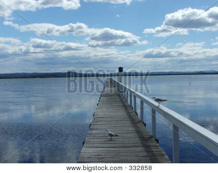 The Long Jetty