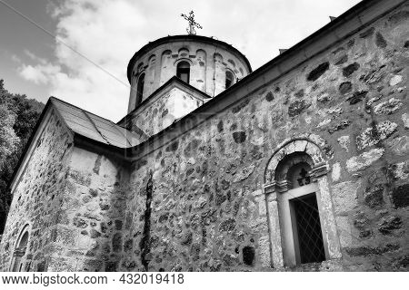 Tronosha Monastery In Honor Of The Entry Into The Temple Of The Most Holy Theotokos. Monastery Of Th