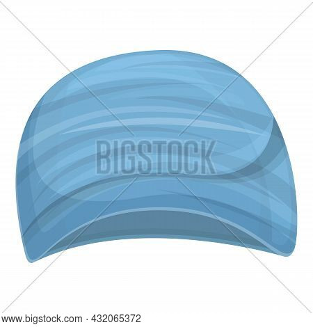 Egypt Turban Icon Cartoon Vector. Arab Hat. Indian Headdress