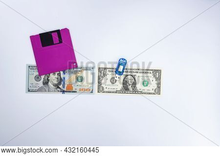 Modern Flash Drives Are Smaller In Size And Are Cheaper Than Old Floppy Disks