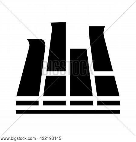 Modular Pva Cover Floor Glyph Icon Vector. Modular Pva Cover Floor Sign. Isolated Contour Symbol Bla