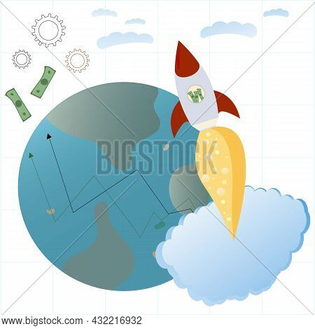 World Science, The Concept Of Business Innovation, The Creation Of Values Useful For Humanity On Pla