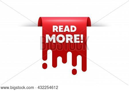 Read More Text. Red Ribbon Tag Banner. Navigation Sign. Get Description Info Symbol. Read More Stick