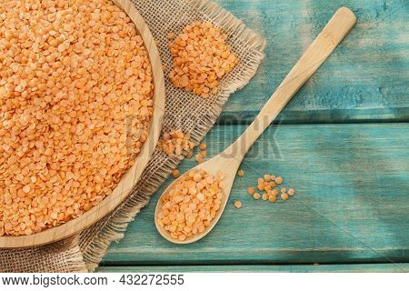 Pink Lentils - A Delicious And Very Healthy Variety