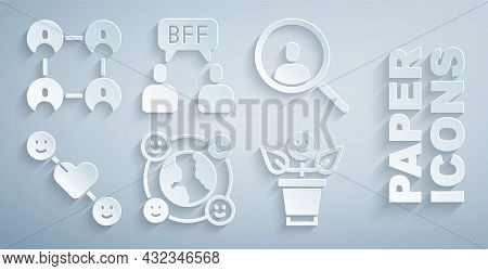 Set International Community, Magnifying Glass For Search, Romantic Relationship, Bff Best Friends Fo