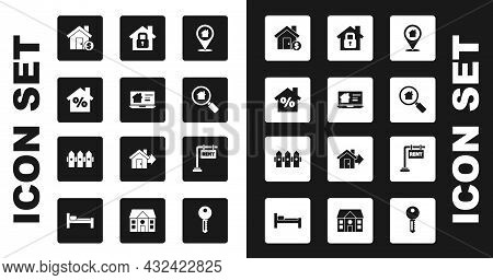 Set Location With House, Online Real Estate, House Percant Discount, Dollar Symbol, Search, Under Pr