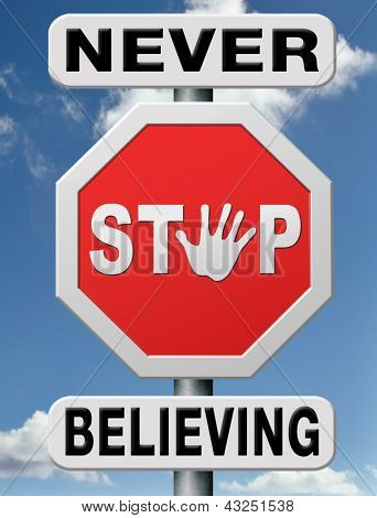 believing,trust in God, belief in the power of the lord and Jesus.