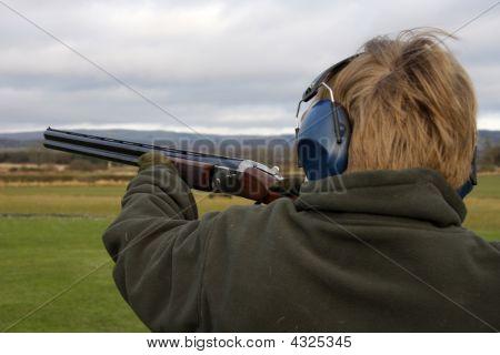 Teenager Shooting