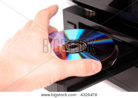 Inserting A Disc