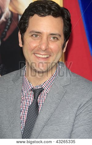 LOS ANGELES - MAR 11:  Ben Gleir arrives at the World Premiere of