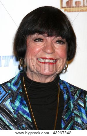 LOS ANGELES - MAR 12:  Jo Anne Worley arrives at the