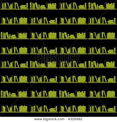 Books On A Shel Seamless.