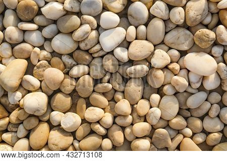 Stones, Pebble Stones Background Texture, The Broken Stone Background.
