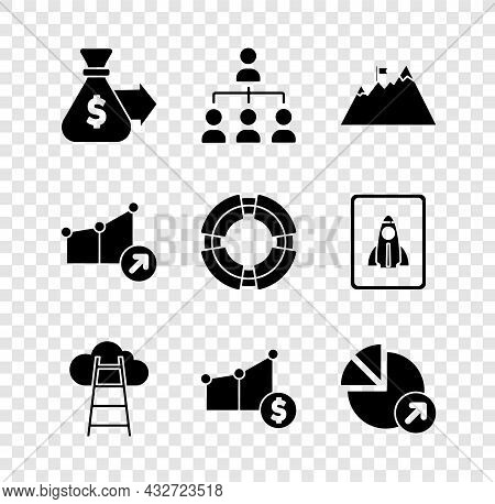 Set Money Bag, Hierarchy Organogram Chart, Mountains With Flag, Stair Finish, Pie And Dollar, Financ