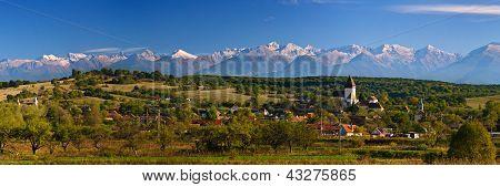 Panorama Transylvania