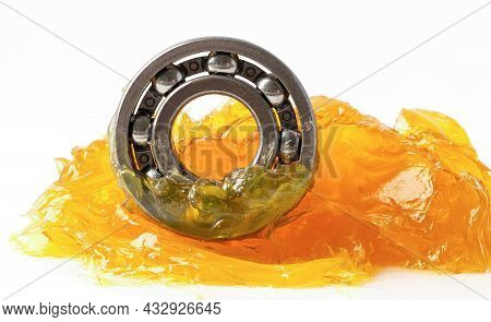 Ball Bearing Stainless With Grease Lithium Machinery Lubrication For Automotive And Industrial  Isol