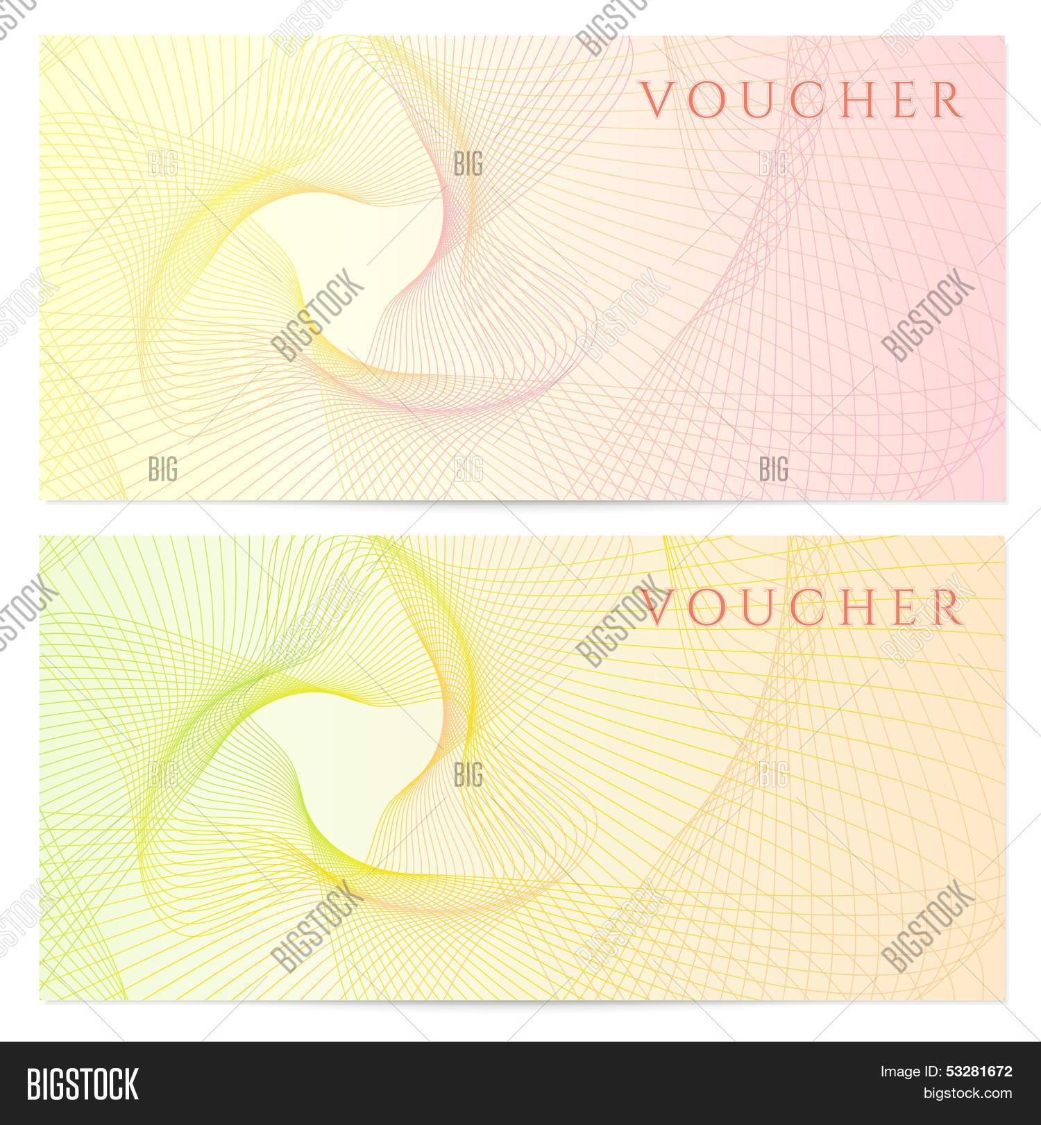 Gift Voucher / Vector & Photo (Free Trial)   Bigstock