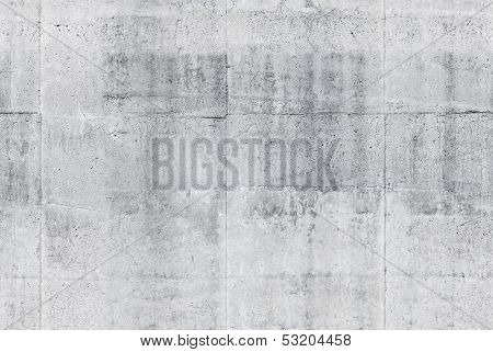 Detailed Seamless Gray Concrete Wall Background Photo Texture