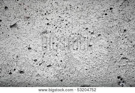 Closeup Concrete Wall Texture