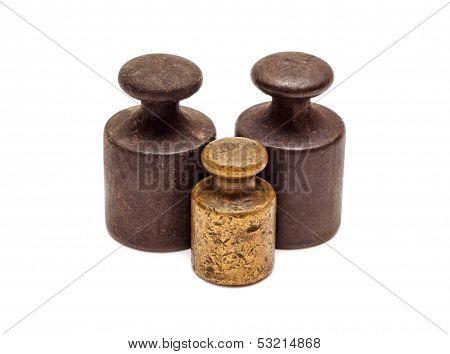 Three Weights, One Bronze