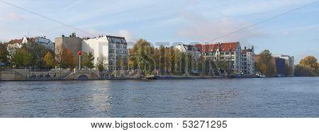 River Spree, Berlin