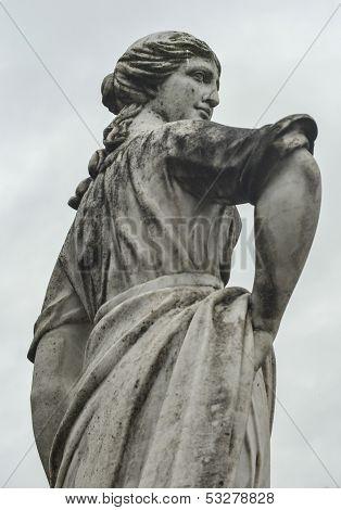 Greco-roman Statue Of Arkhangelskoye Palace