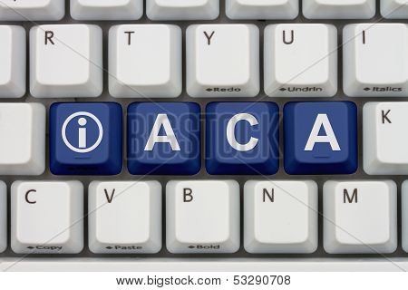 Affordable Care Act Information Online