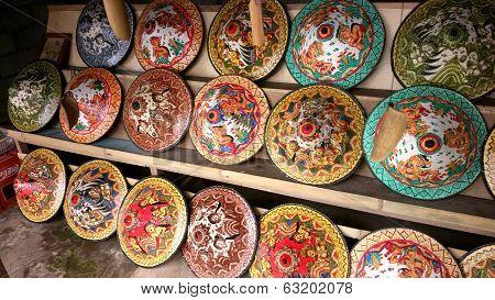 Balinese Suvenier Hat