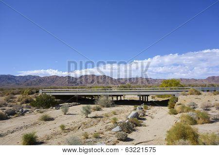 West Bound Interstate