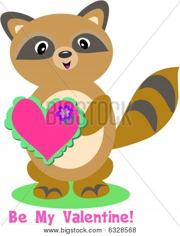 Valentine Raccoon