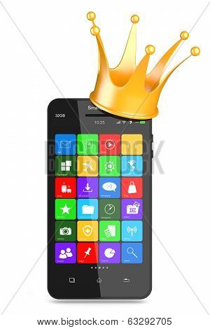 King Mobile Phone Concept