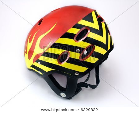 Crash Helmet.