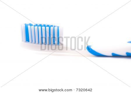 Toothbrush Closeup