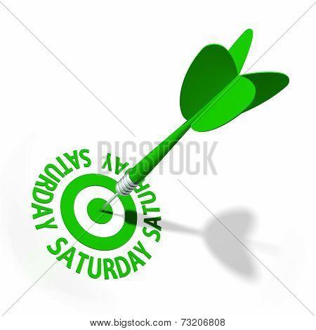 Saturday Target