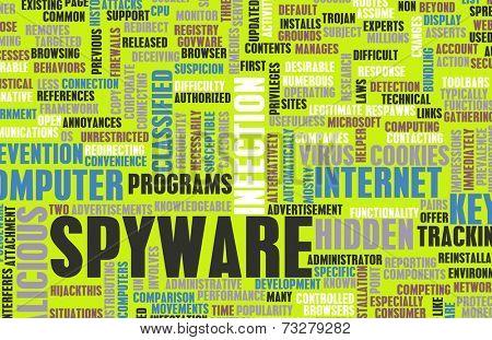 Spyware Technology as a Online Program Concept
