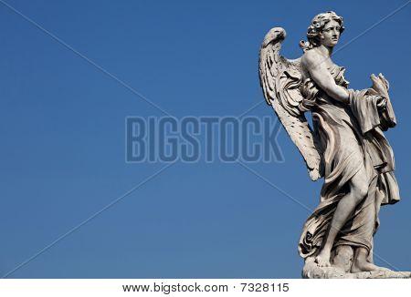 Ponte Sant'angelo Statues