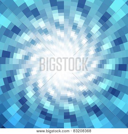 mosaic geometrical background