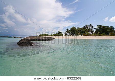 Belitung beach