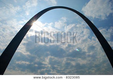 Getaway Arch