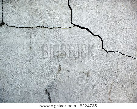 Cement Cracks